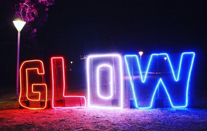 Get your glowon!